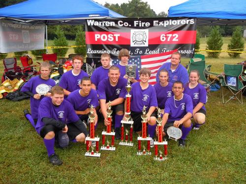 Millers Ferry Jr FF Muster `10